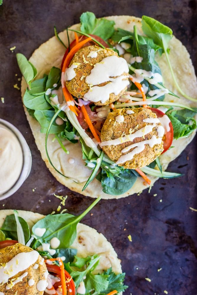 These Homemade Falafels Are Easy To Make And Have Such Great