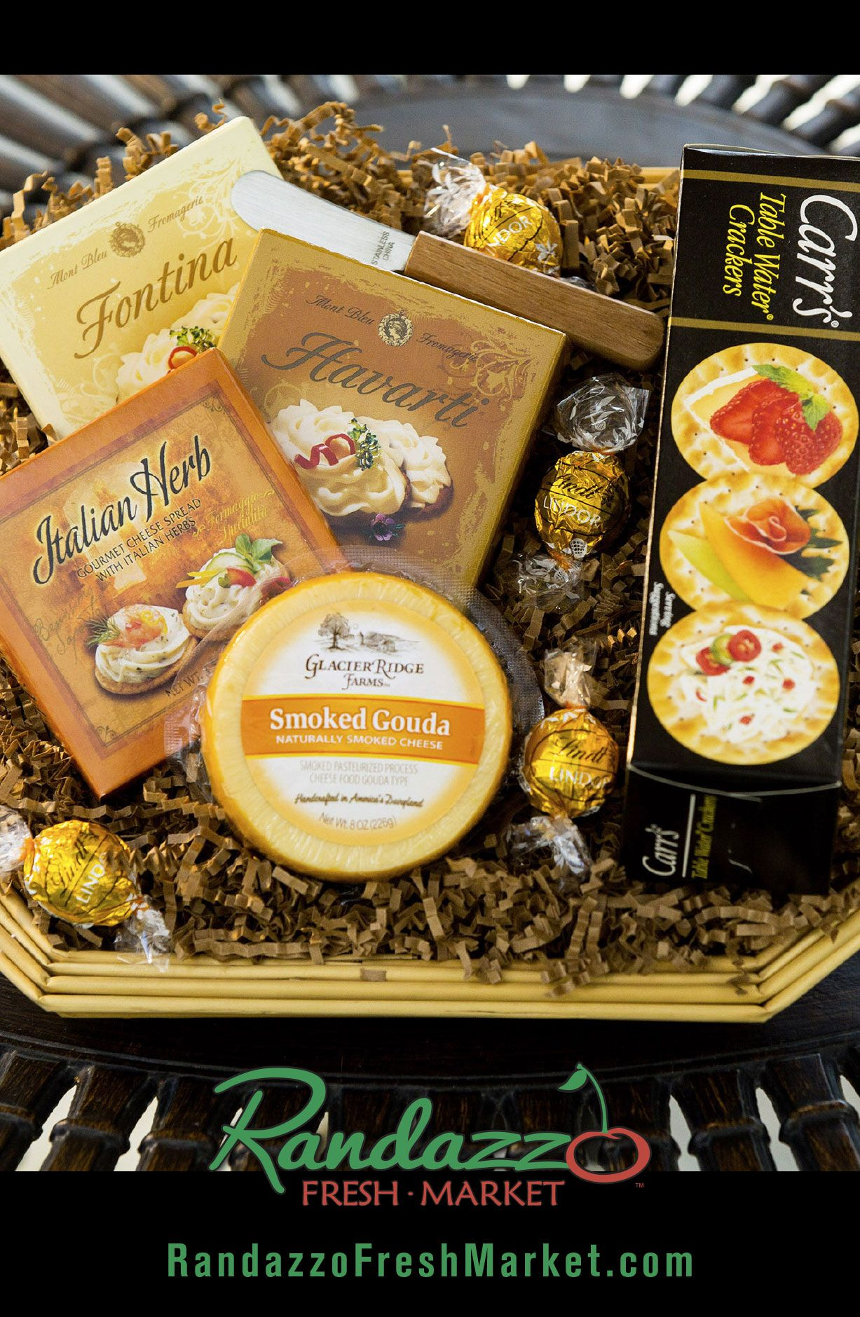 Our #handmade #gourmet #giftbaskets are sure to please any taste! http: