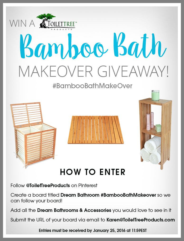 Show Us Your Dream Bathroom Pinterest Contest