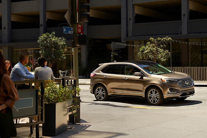 The 2019 Fordedge From Your Local Ford Dealership Near Redmond