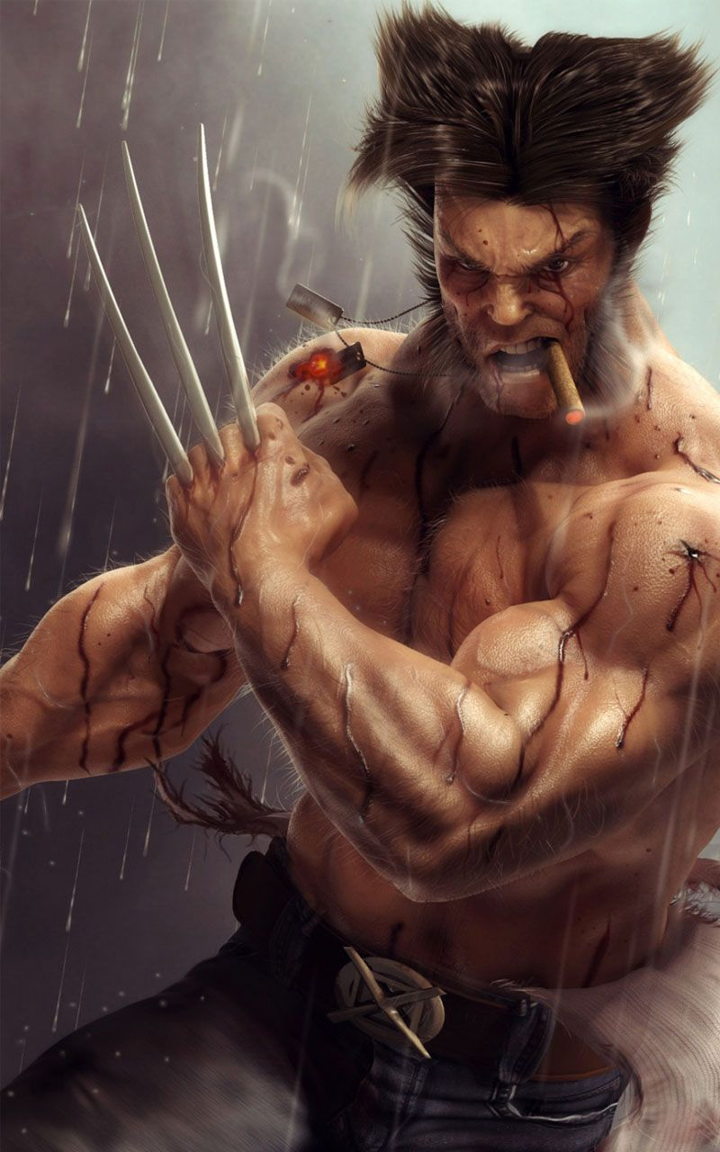 X Men Wolverine 4k Hd Wallpapers 2020 In 2020 Wolverine Artwork Wolverine Comic Wolverine Marvel