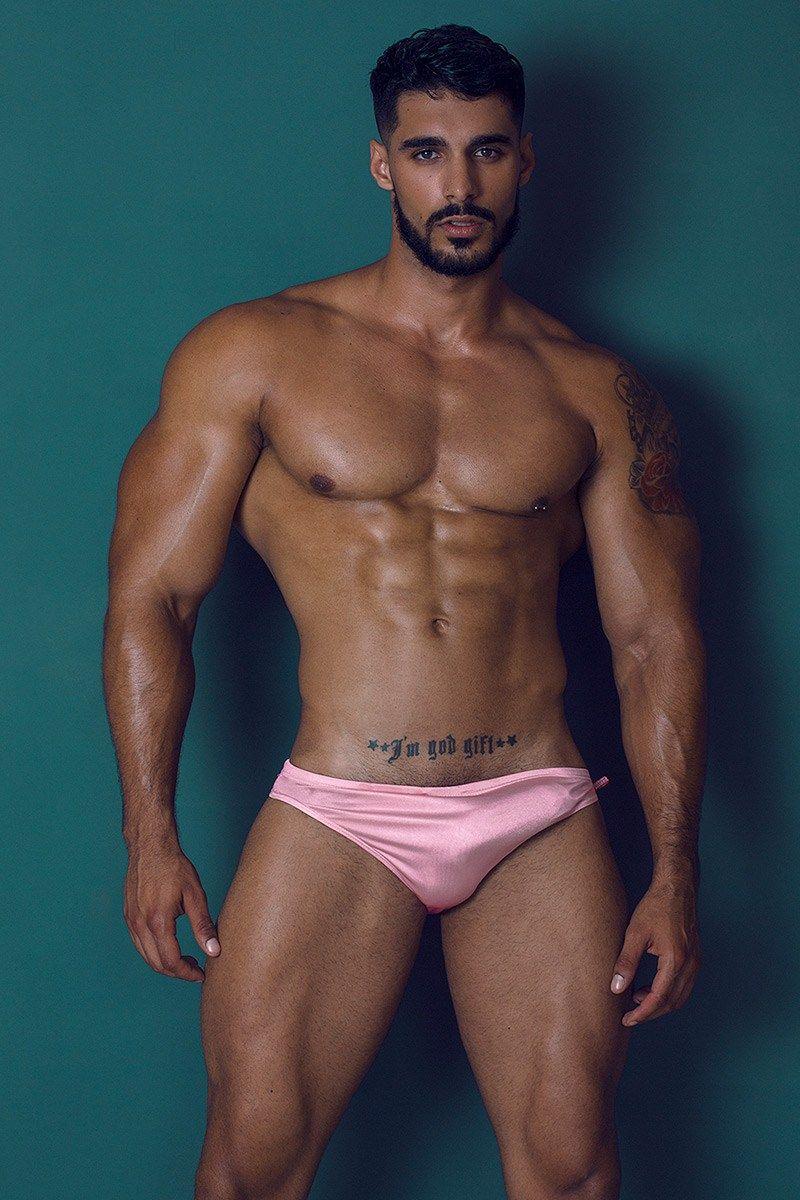 Brazilian men naked