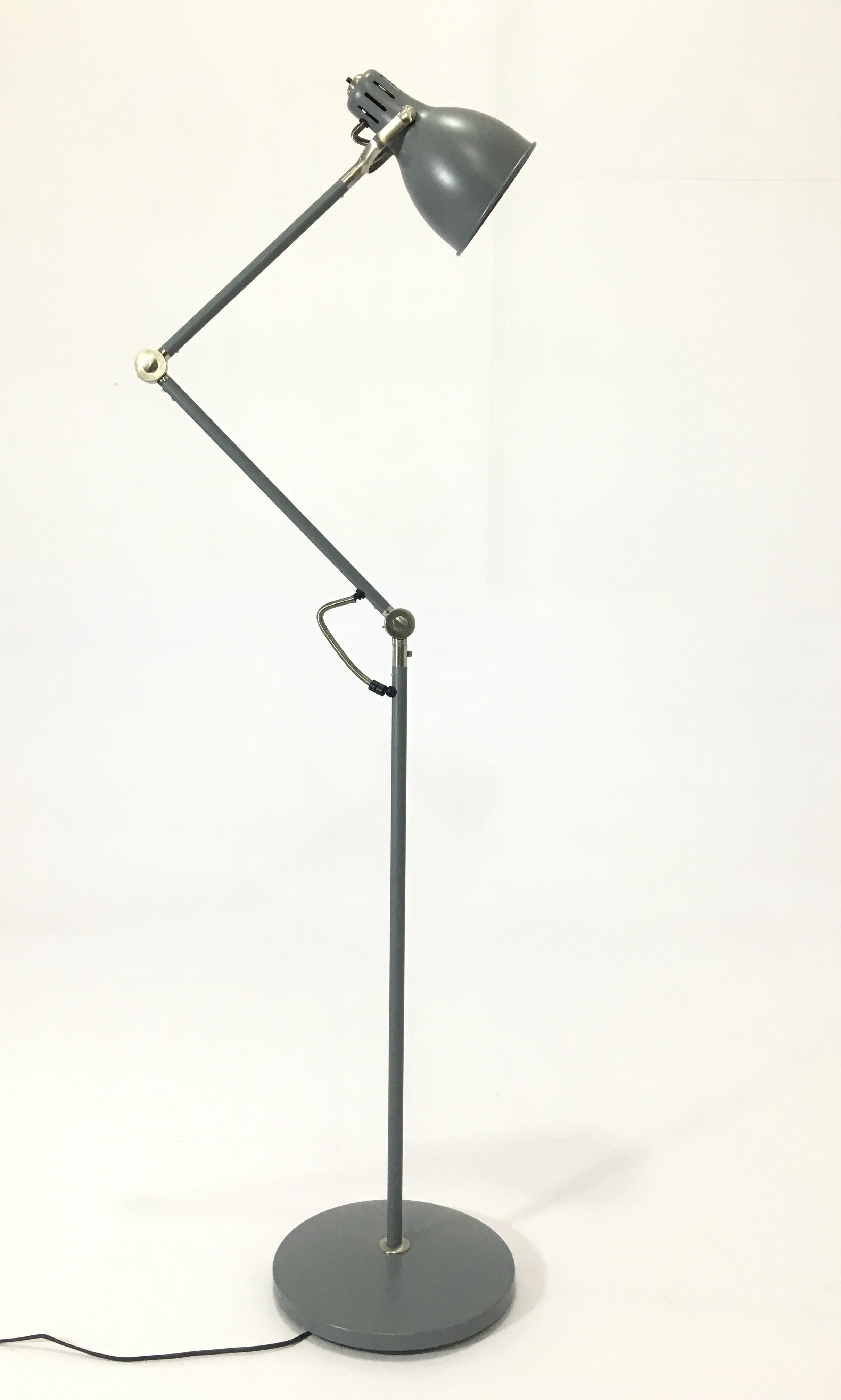 Py 5275 Floor Lamp Rod Iron Black 3 Fold Metal Small Lamp 50 To 64 Lamp Small Lamp Floor Lamp
