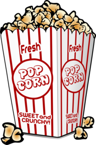 Clip Art Clipart Popcorn 1000 images about popcorn on pinterest clip art movie nights and the movie