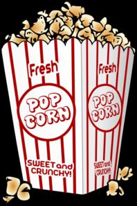 Popcorn Clip Art Popcorn Stickers Free Popcorn Sweet Popcorn