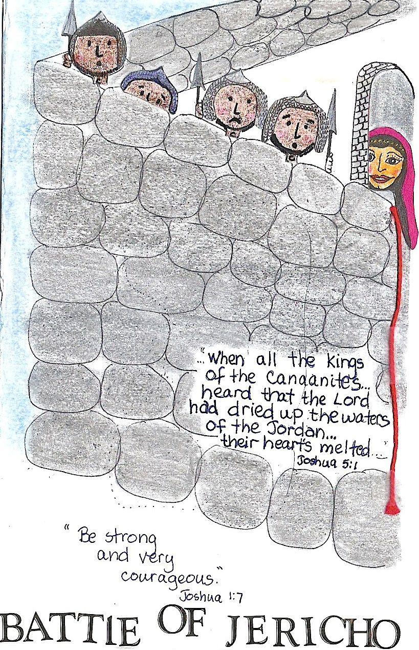 Story Of Rahab King Davids Great Grandmother