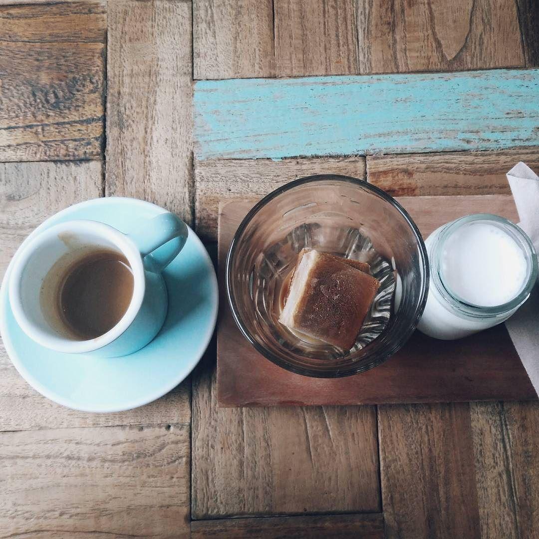 espresso and Cotecube