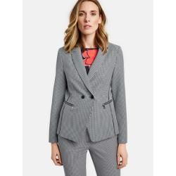 Photo of Blazer mit Vichy-Karo Blue Gerry WeberGerry Weber