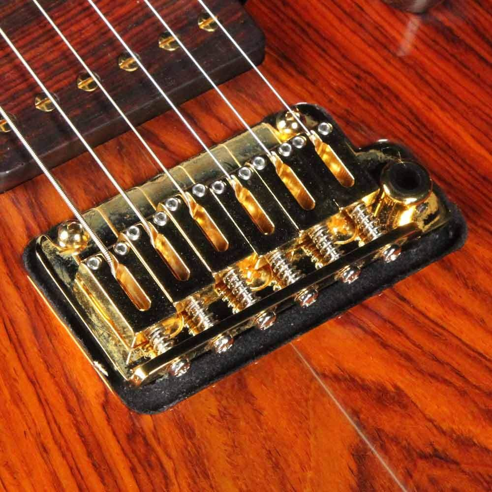 Suhr Modern Limited Edition Cocobolo and Korina 2016 067