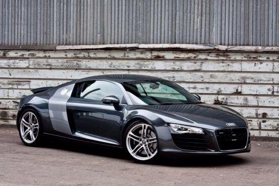 Audi r8 2011 4