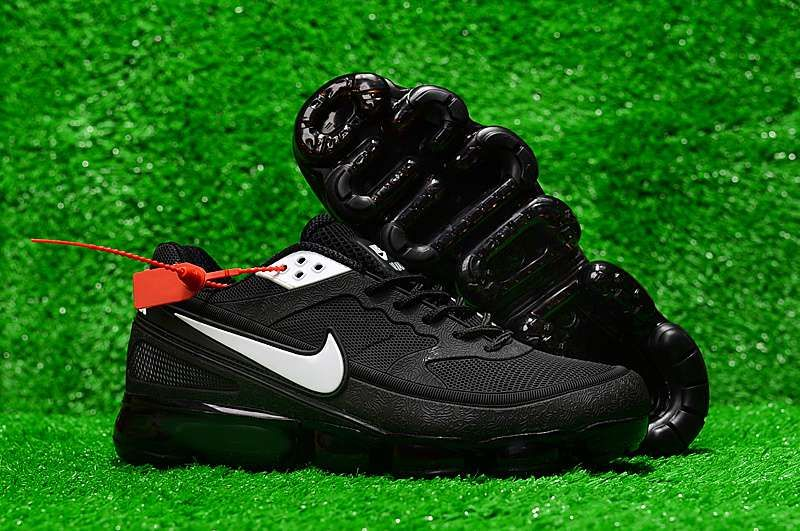 hot sale online ceddb 44623 Nike Air Vapormax 97 BW x Skepta Black White Men Shoes ...