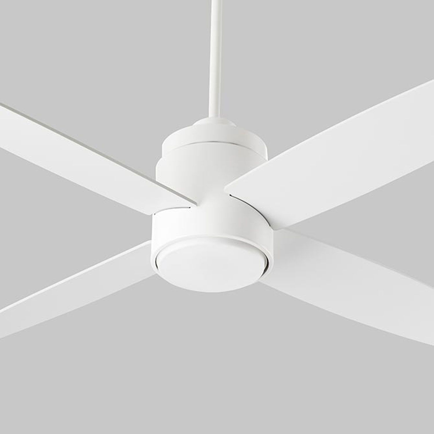 Oxygen Lighting Oslo Hugger White 52 Inch Ceiling Fan 3 102 6 Bellacor Ceiling Fan 52 Inch Ceiling Fan Ceiling Fan Makeover