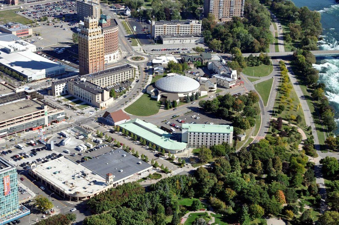Downtown Niagara Falls Ny Downtown Niagara Falls Ny