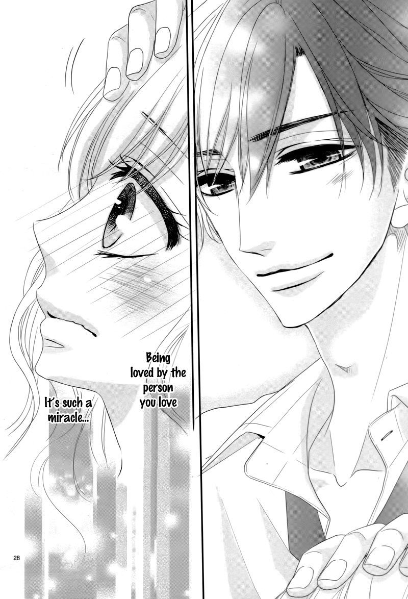 Read manga Coffee & Vanilla Coffee & Vanilla 007 online in high quality
