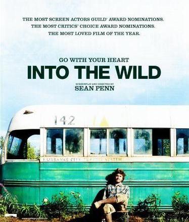 イントゥザワイルド into the wild | 映画, 映画鑑賞