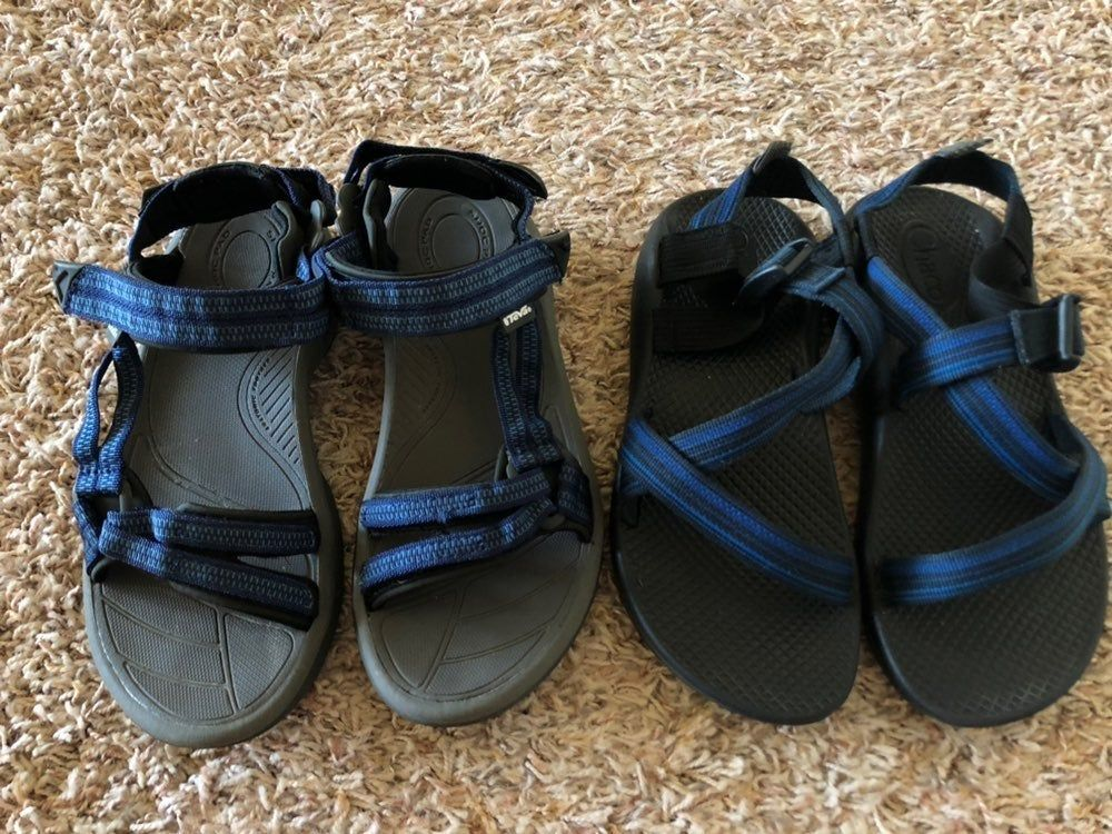 I Am A Size 6 Women True To Size And Both Pairs Fit Like A Size 6 Women S True To Size For Me These Sandals Have Been Lacoste Shoes Women Teva Sandals Chacos