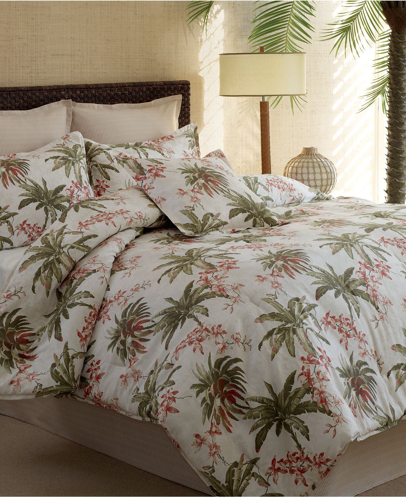 Closeout Tommy Bahama Bonnie Cove Comforter Sets Bedding