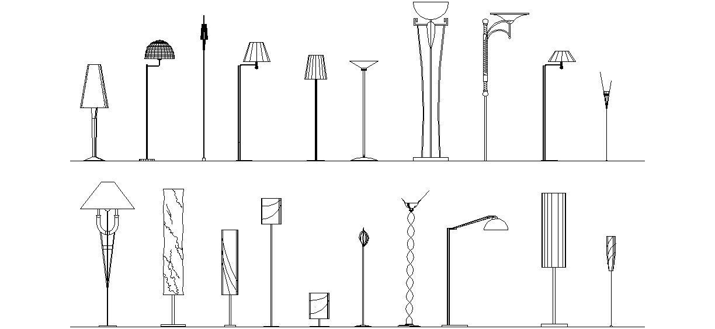 Simboli illuminazione dwg simboli illuminazione dwg le for Pareti mobili dwg