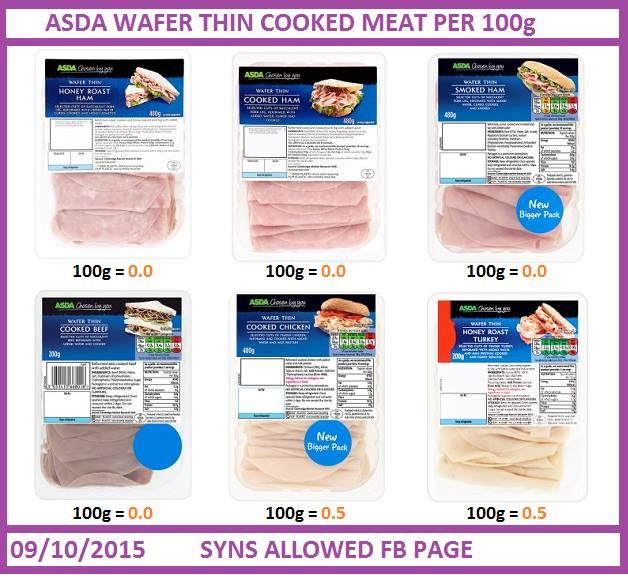 4 Joyce Iredale Posting Some Foods That You Can Take Into Work For Asda Slimming World Slimming World Free Slimming World Free Foods