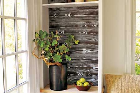 You Re 4 Steps Away From Creating This Painted Faux Wood Grain Click Through For The Step By Photo Wendell T Webber