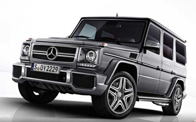 Mercedes G Wagon. Must. Have. Now.