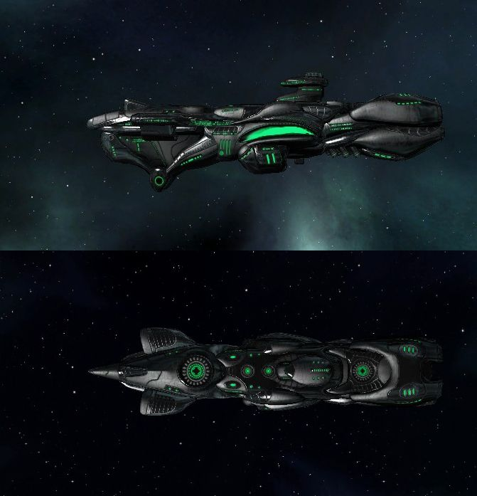 Stellaris Fungoid Ships Space Ships Ship Spaceship Space