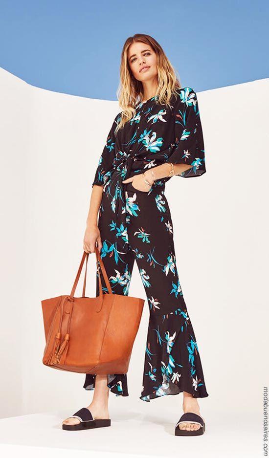 752ea3ad543 Ropa de moda para mujer primavera verano 2019.