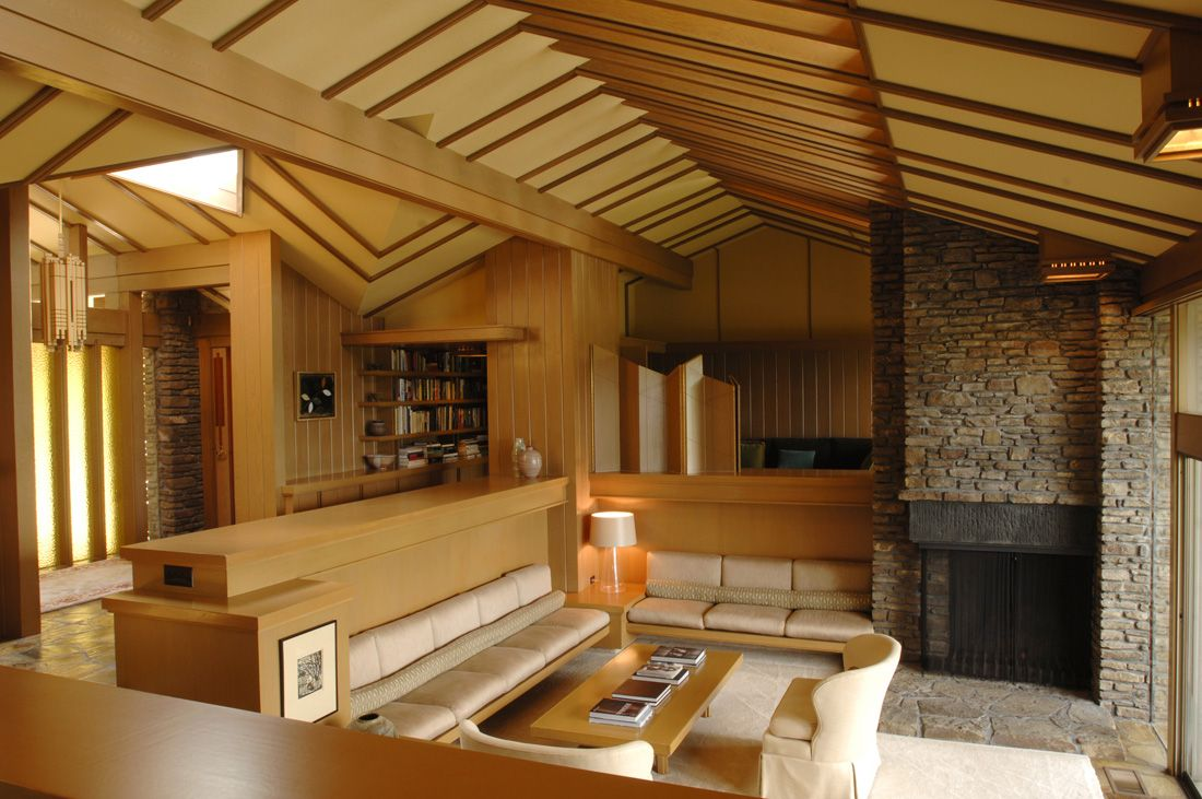 E Fay Jones Designed Buckley House 964 Arlington Terrace 980 000 Listed By Portfolio Luxur Mid Century Modern House Modern House Design House Design