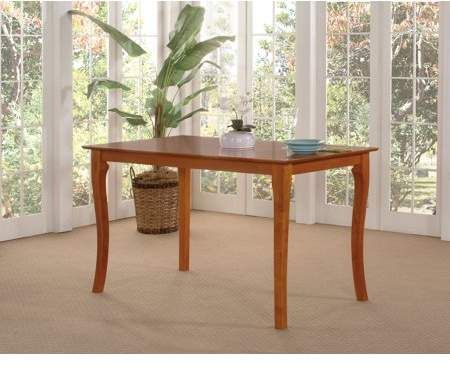 Home Solid Wood Dining Table Dining Table Atlantic Furniture