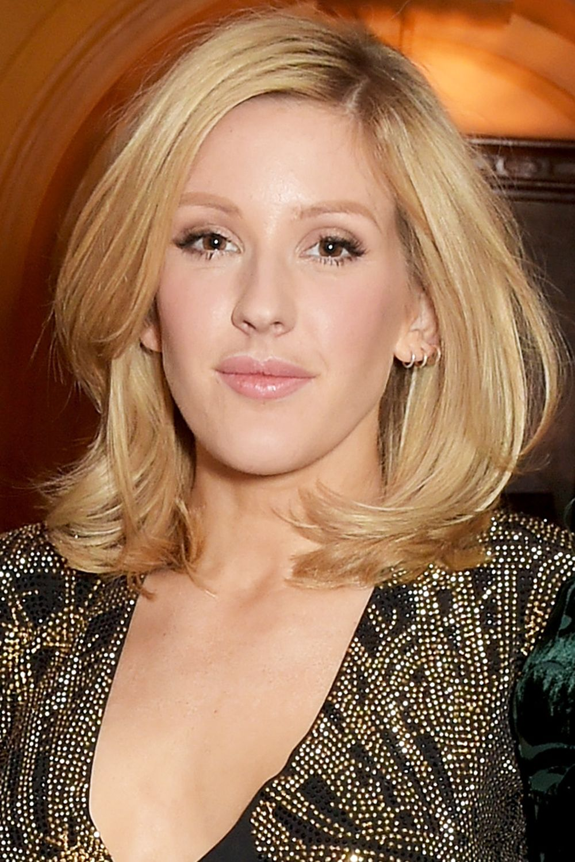 Ellie Goulding Hair Lob Google Search Hairstyles Pinterest - Long bob haircut styles