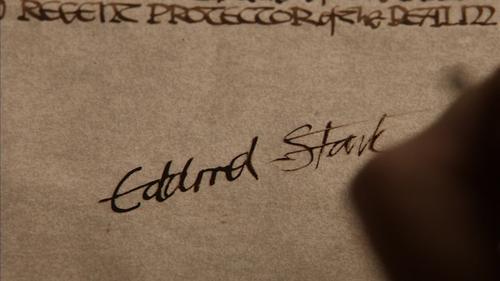 Eddrrd Stark.  Eddrrd.  EDDRRRRRD.