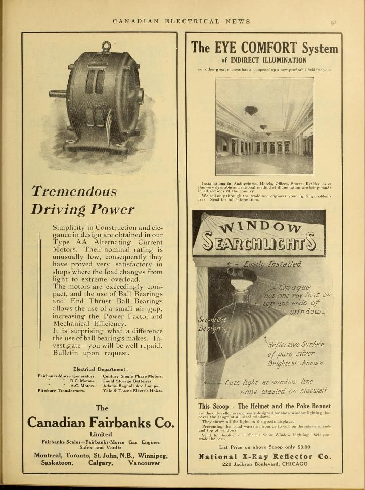 Electrical news and engineering | Fairbanks-Morse Manufacturing ...