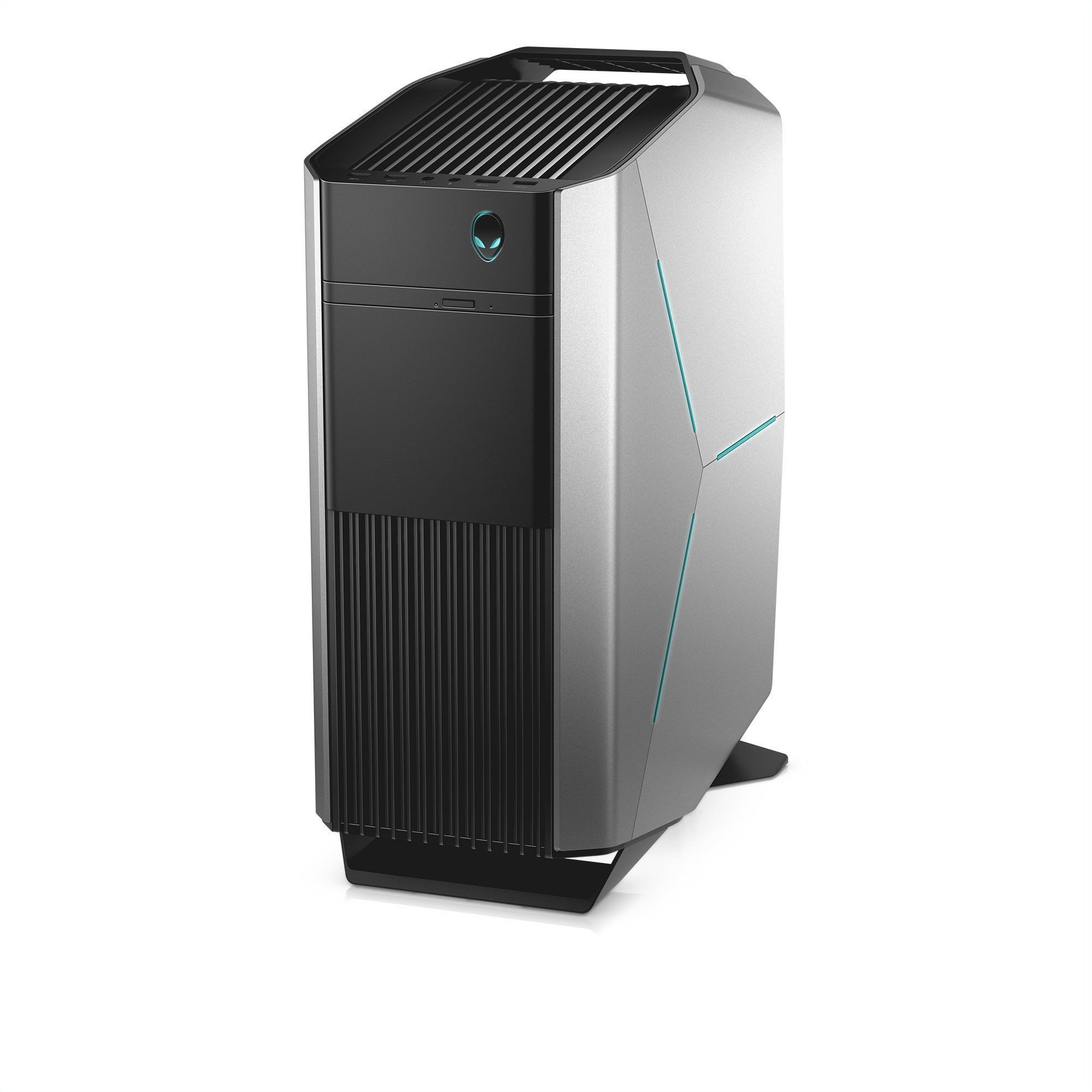 Dell Alienware Aurora Gaming Pc Desktop Liquid Cooled I7 8700k
