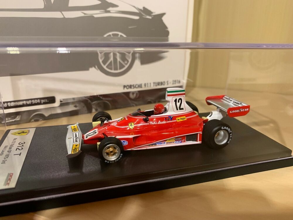 Niki Lauda #12 1:43 Ferrari 312T Looksmart