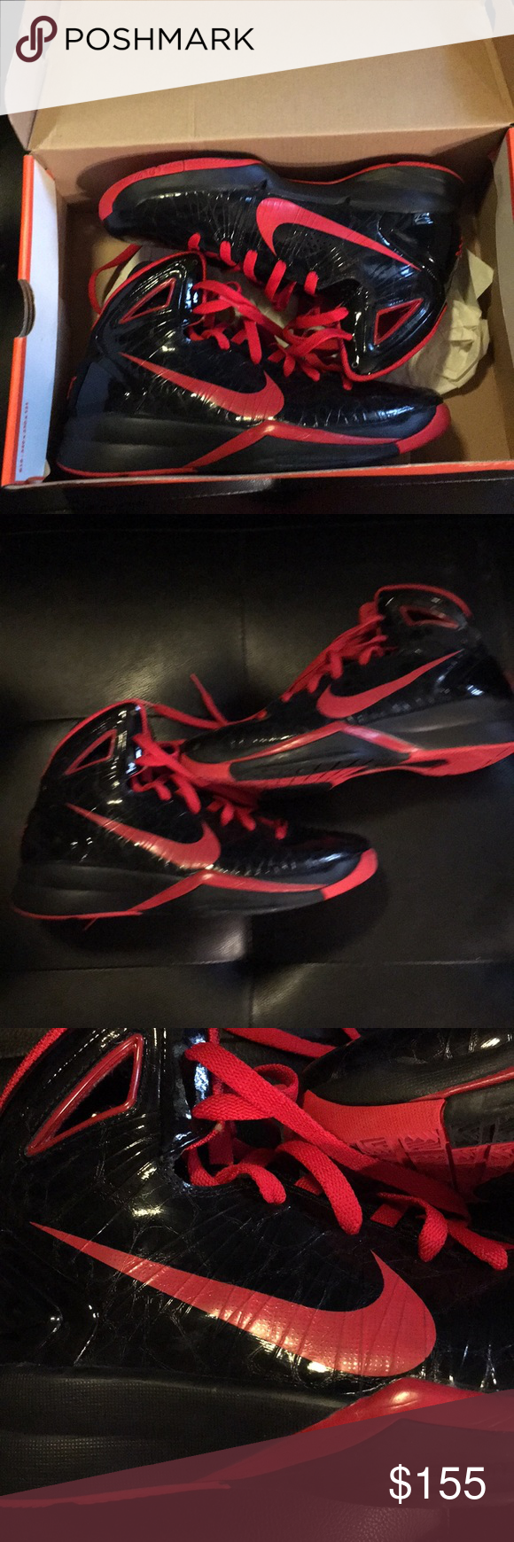 d6219321c090 VINTAGE NIKE HYPERDUNK 2010 BASKETBALL RARE FIND 9 VINTAGE NIKE HYPERDUNK  2010 BASKETBALL RARE FIND size 9 MINT CONDITION. Nike Shoes Sneakers