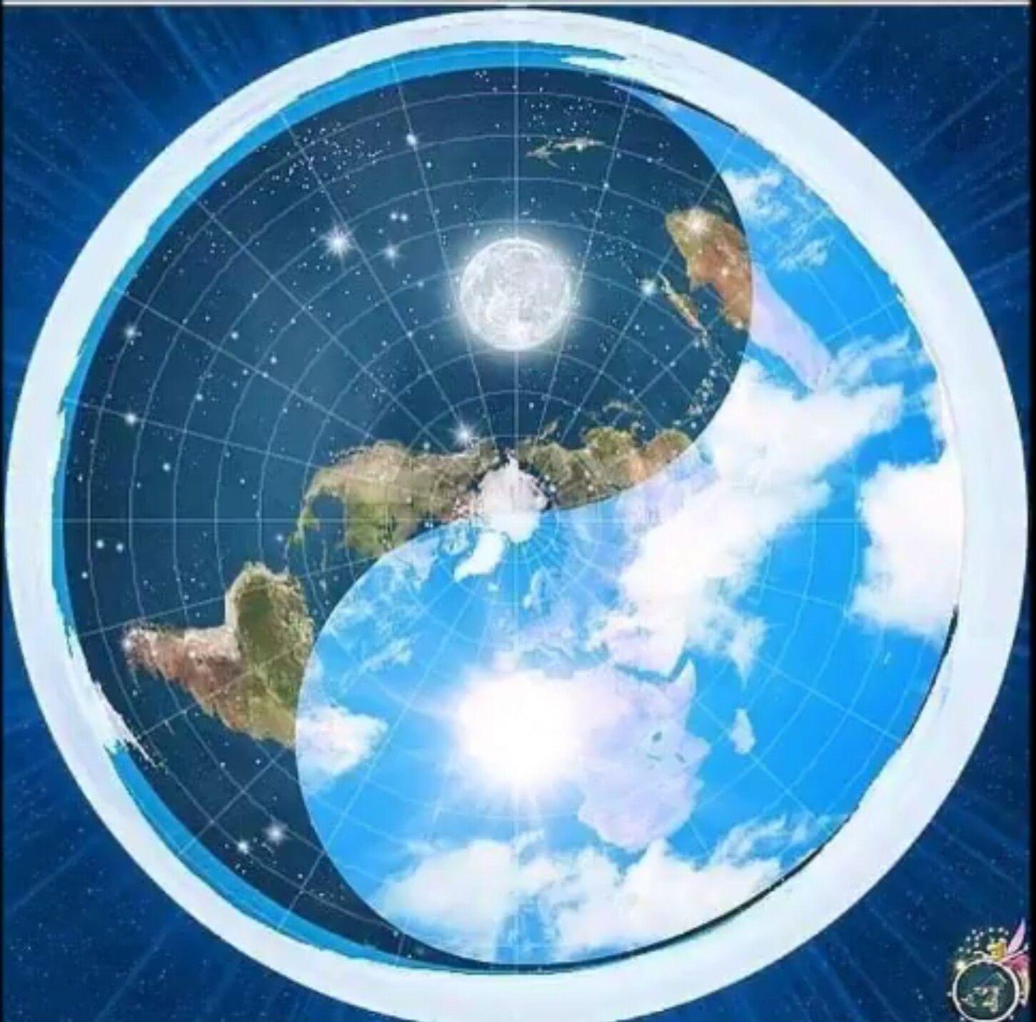 Balance Of Light Is The Yin Yang Effect Flat Earth Theory