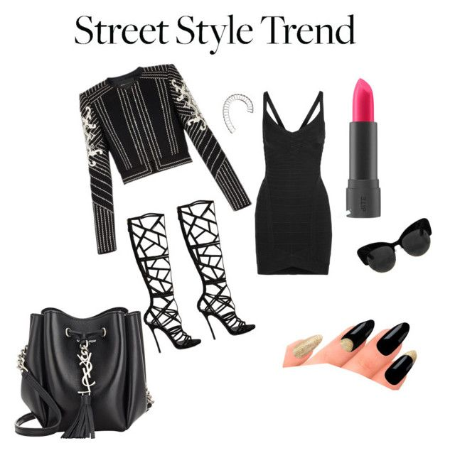 """""""Head Chick in Charge"""" by teejai-mars on Polyvore"""