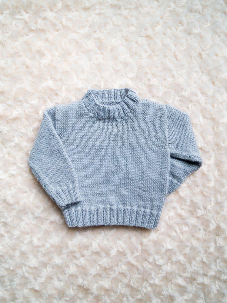 6ed9aba9c5b6 4ply Childrens Sweater