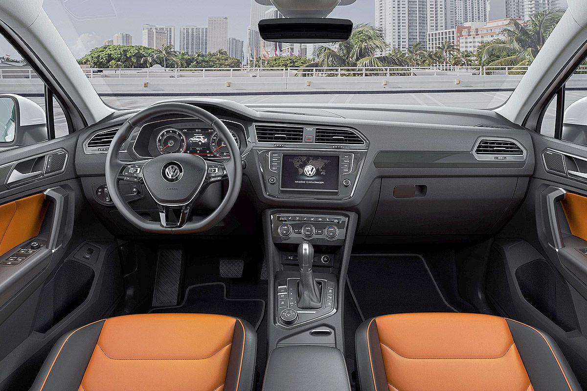 Skoda Kodiaq 2016 Preis Motoren Premiere Marktstart Tiguan Volkswagen Volkswagen Phaeton