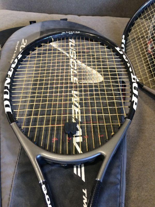 Dunlop Muscle Weave 200G Midplus 95 Tennis Racquet 4 1/2 - http://sports.goshoppins.com/tennis-racquet-sports-equipment/dunlop-muscle-weave-200g-midplus-95-tennis-racquet-4-12/