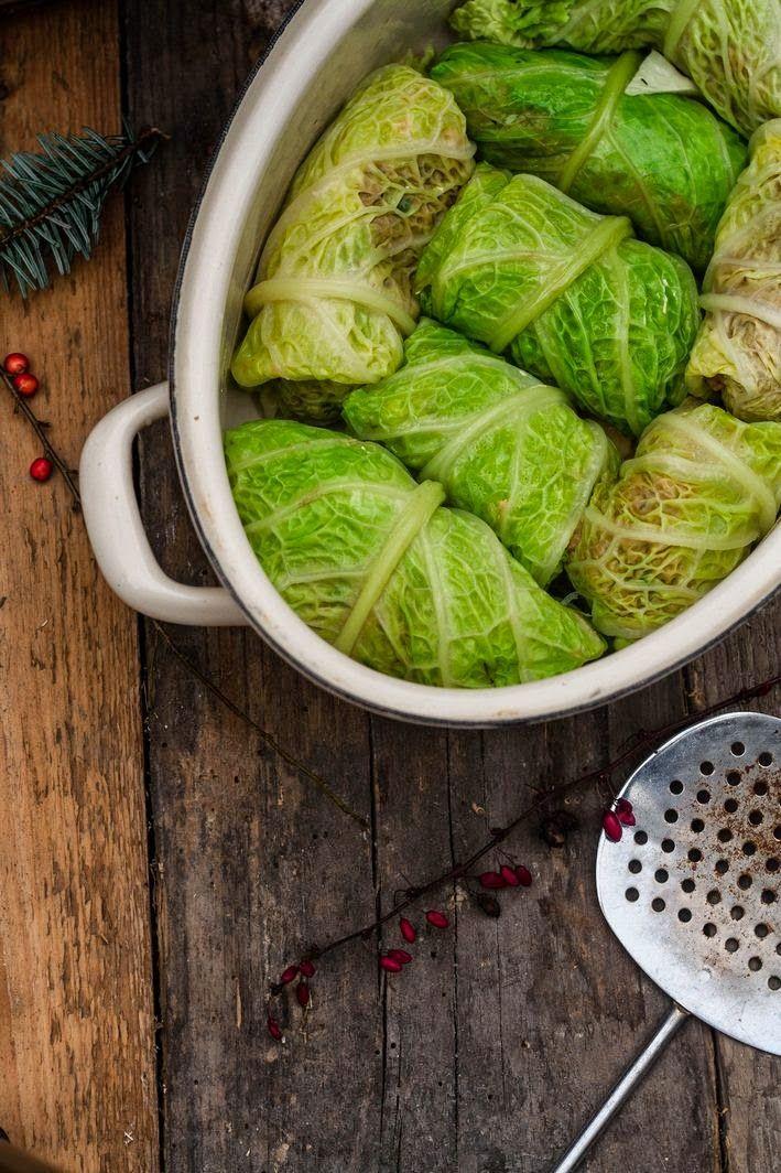 Wegan Nerd Kuchnia Roslinna Golabki Z Kasza I Czerwona Soczewica Food Healthy Recipes Cooking Recipes