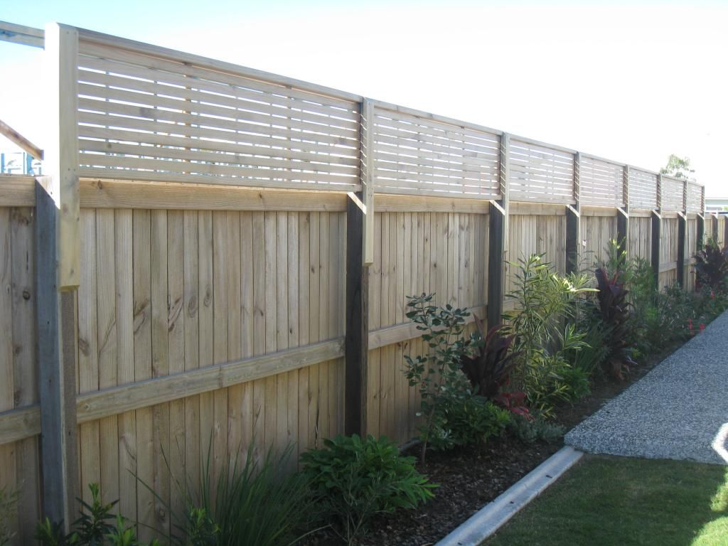 Is a renovation resource and online for Wood screen fence