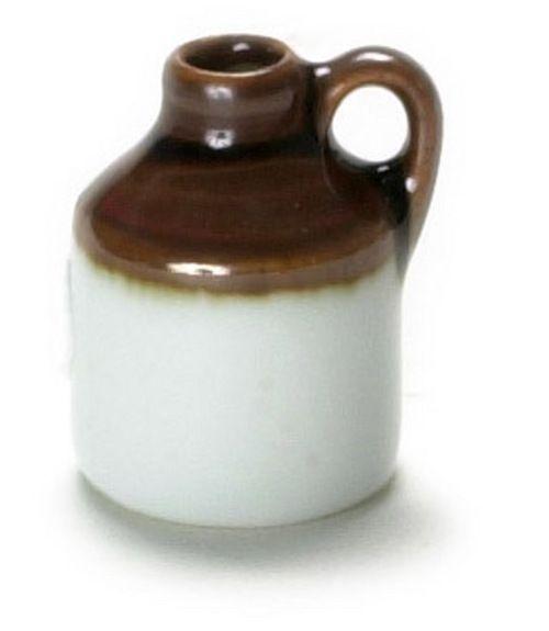 Dollhouse Miniature Mortar /& Pestle Apothecary 1:12 #H111 Antique Tin Finish
