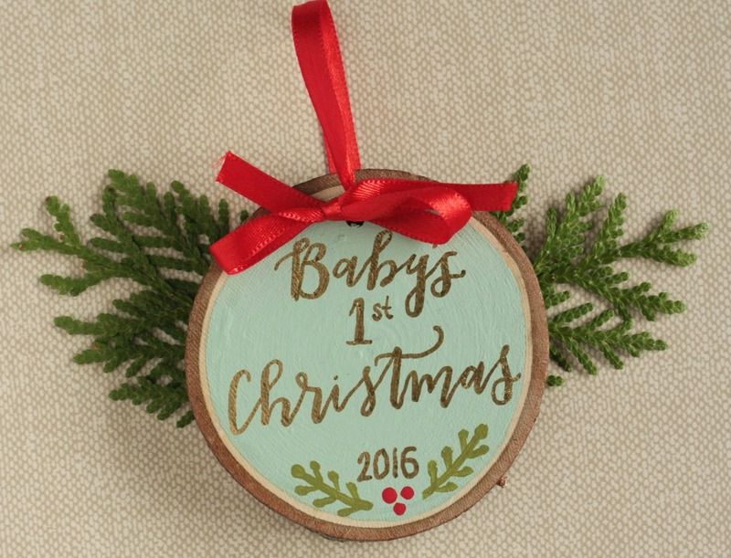 first christmas ornament at field and forest design cool first christmas gifts for baby