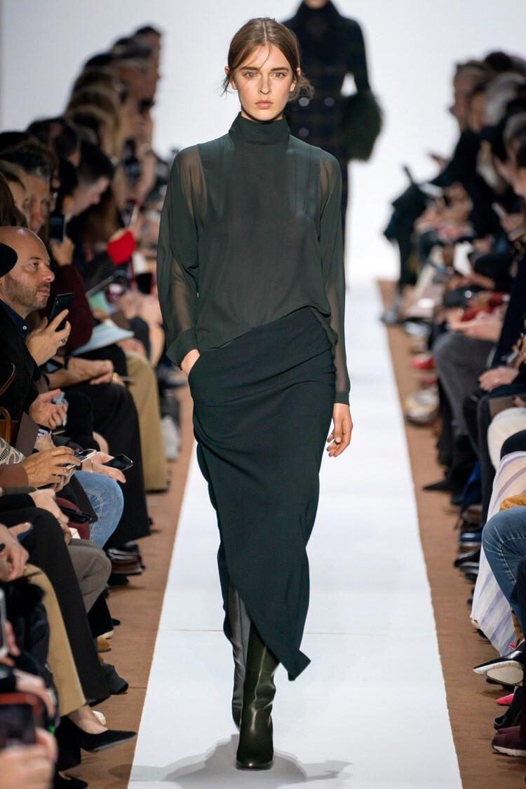 Akris Prêt-à-porter Autunno-Inverno 2019-2020 – Sfilata di moda | Vogue Paris