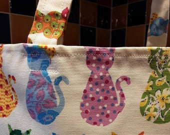 Lovely handmade cotton bags and accessories by SamyLovesBags
