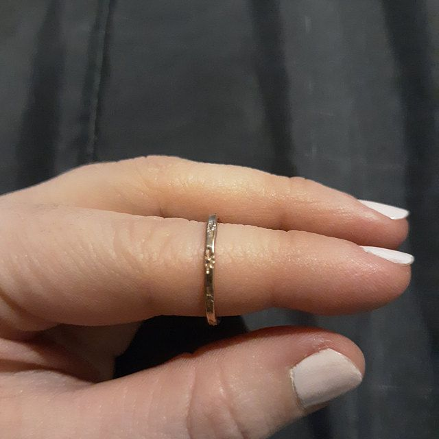 Tiny Star Ring 14k Gold Ring 10k Gold Sterling Star Band Etsy In 2020 Sterling Silver Rings Etsy Etsy Gold Ring Dainty Gold Rings