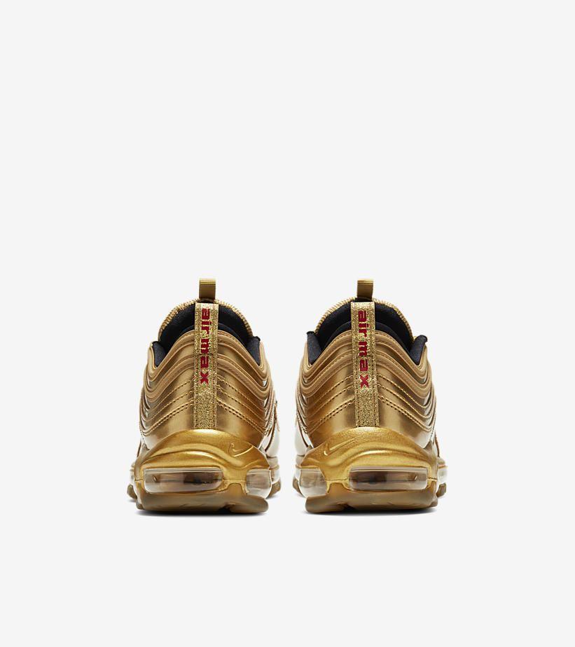 air max gold donna