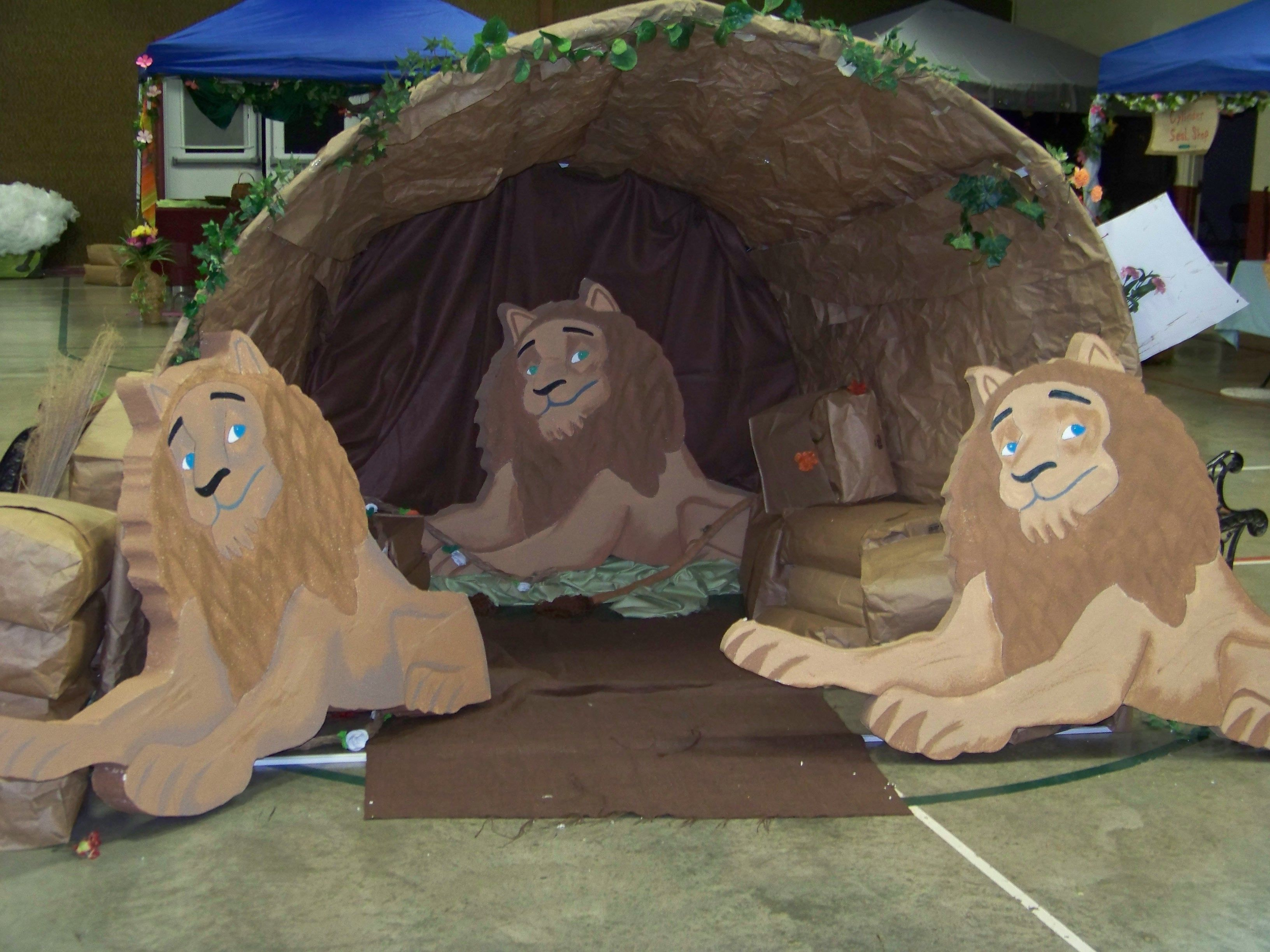 Babylon VBS Lions Den