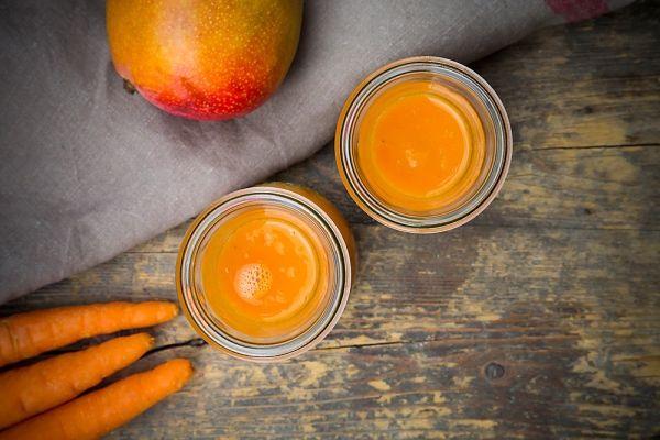 sárgarépa és narancsrépa juice a fogyáshoz